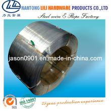 ¡Fabricante! Es 10264 Alambre galvanizado / alambre galvanizado Redrawn para el refuerzo del alambre / del tubo de aire
