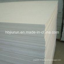 Fabrication 100% de feuille en plastique de pp de polypropylène de Vierge