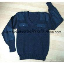 Военный свитер высокого качества