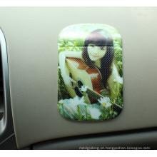 almofada anti-deslizante pegajosa para carro, almofadas anti-deslizantes pegajosas de telefone