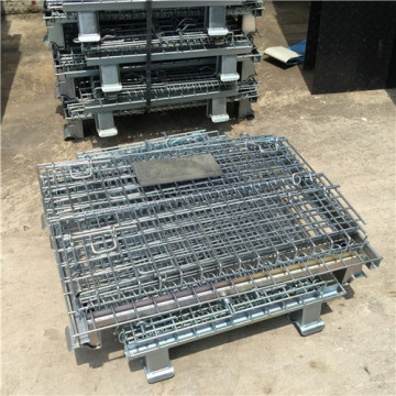 Maillage métallique Utilisation du conteneur pour la cage de stockage