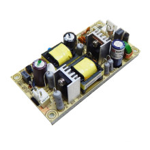 Original MEAN WELL 15W 48VDC to 24vdc dc-dc converter open frame type PSD-15C-24