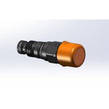 Hydraulic cast iron Cartridge valve