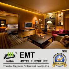 Modern Style Star Hotel Presidential Zimmer Möbel Set (EMT-HTB05-3)