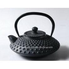 Concepção do cliente Teapot de ferro fundido