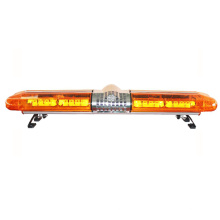 12V 24V Siren Speaker 47 inch Ambulance Red Blue Flashing Light bar Police Vans Roof Lightbar