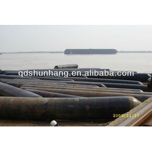 Qingdao Shunhang best quality rubber ship airbag