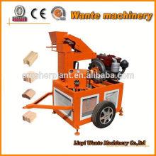 WT1-20 interlocking soil block machine