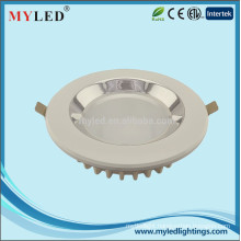 22w,30w,40w led professional downlight high lumen bright AC85-265V 8inch led ceiling downlight with ce/rohs