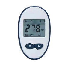 Blood Glucose Meter Quick Check Diabetes Test Strips Blood Glucose Monitor Fully Automatic Glucose Meter