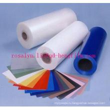 Напечатанный пластичный лист PVC для основания карточки карточка Слоения