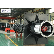 Long Shaft Vertical Turbine Pump for Seawater Desalination Plant