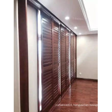 Plantation Wood Shutter (SGD-S-6205)