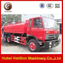 25 Tonnen Wasser Bowser Fire Truck mit Feuerlöschpumpe