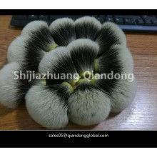 Hand-made Two Band Badger Hair Shaving Brush Knot