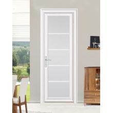 Feelingtop Venta caliente de aluminio puerta abatible de baño (FT-D80)
