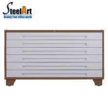 Stahlmöbel Metall A0-A1 Größe für Zeichnung Dateispeicher Kartenschrank