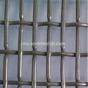 SS Crimped Wire Mesh Screen