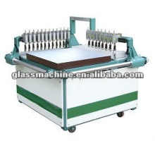Máquina de corte de vidro YZZT-C700 superfície plana para lâmina de vidro