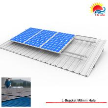 Système de montage au sol solaire photovoltaïque à haut rendement (MD0285)