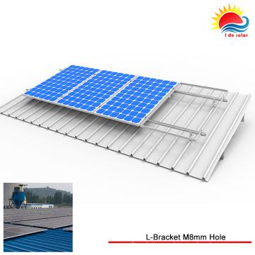 Sistema de montaje en tierra de PV solar de alta eficiencia (MD0285)