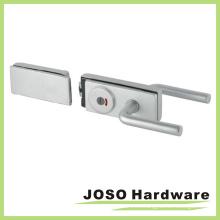 Cerradura de cerrojo de puerta de vidrio deslizante (GDL019C-3)