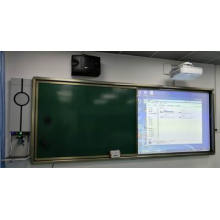 interactive electronic whiteboard for education