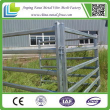 Nouvelle usine de panneaux de bétail soudés entièrement conçus avec le meilleur prix