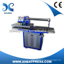 Large Format Fully Automatic Pneumatic Manual T Shirt Printing Machine