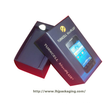 OEM Electronic Charger Paper Packaging Box