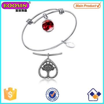 Bracelet extensible en alliage de gros