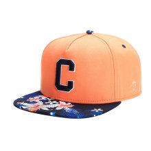 Snapback de chapeaux personnalisés imprimés sous le bord