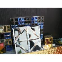Azulejo de decoração de parede de cristal