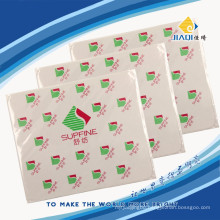 camera absorbent microfiber cleaning cloth with customized packing