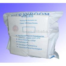 Toalhetes para salas limpas Cleanmo 3000 Series, produtos de salas limpas (vendas directas na fábrica)