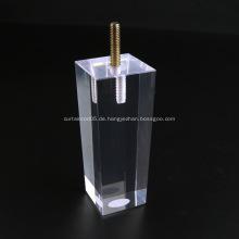 Moderner Suqare-Acryl-Sofabeinersatz
