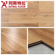 12mm Cheery Laminate Flooring /Handscraped Grain Laminate Flooring