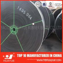 Banda transportadora de nylon de alta resistencia antiestática Nn100-Nn500