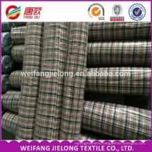 100% cotton yarn dyed woven fabric / men's shirting fabric / cotton fabric 100% cotton yarn dyed shirting fabric yarn dyed