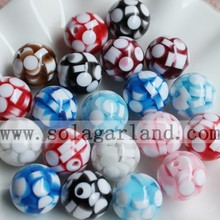 20MM Jelly Style Resin Beads Plastic Loose Beads