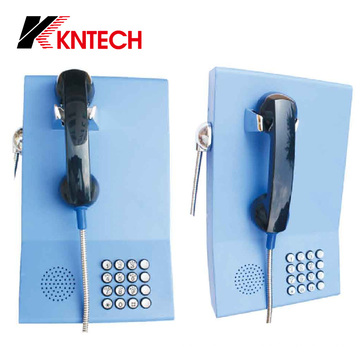 Bank Services Telephone Public Telephone Knzd-23 Kntech
