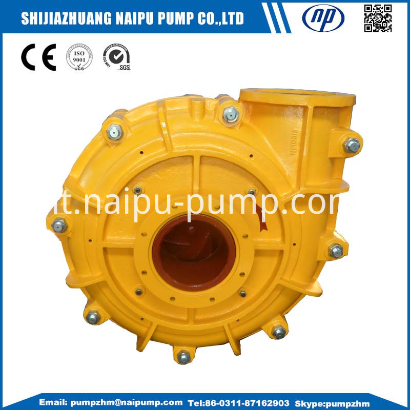 004 AH slurry pump