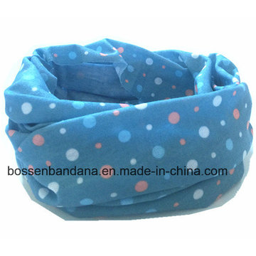 Custom Made Promotionnel imprimé en polyester microfibre Magic Seamless Sports Tubular Bandana Buff