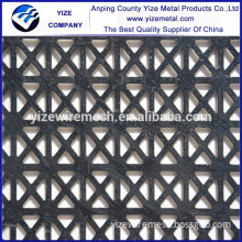 China golden supplier decorative perforated sheet metal panels, punching hole metal sheet for exportation