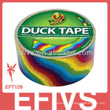 ¡Venta! Rainbow Duck Tape aislamiento para el proveedor de artesanía