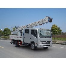 Dongfeng+scaffolding+working+platform+osha+design+vehicle