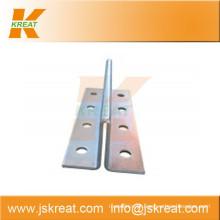 Elevador Parts| Guia System| Placa elevador oco Fishplate|elevator trilho de guia guia trilho comum