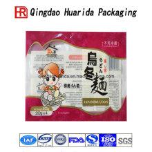 Embalagem de sacos de plástico de alimentos de boa qualidade