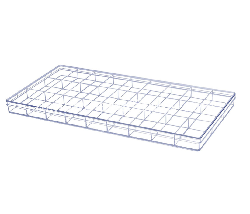 Crystal Clear Plastic Storage Box