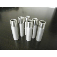 A182 F316 Stainless steel nipple